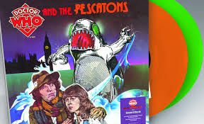 Doctor Who - Doctor Who & The Pescatons / Doctor Who Sound Effects - Record Store Day 2017