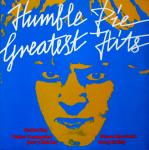 Humble Pie - Greatest Hits - (disc VGC, sleeve Damaged)