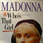 Madonna - Who's That Girl (Extended Version) - (VGC+)