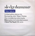 Peter Gabriel - Sledgehammer - (Like New) 12""