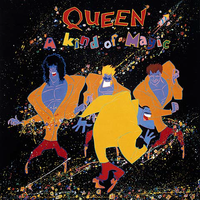 Queen~A Kind of Magic [Vinyl, 1986] (Second Hand First Release)