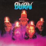 Deep Purple - Burn - (VGC+)