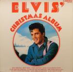 Elvis Presley - Elvis' Christmas Album - (Acceptable)