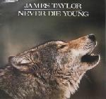 James Taylor - Never Die Young - (VGC)