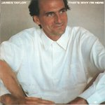 James Taylor - That's Why I'm Here - (VGC+)