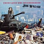 Joe Walsh - There Goes The Neighborhood - (disc Mint, sleeve Damaged)