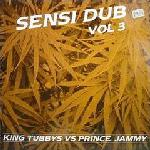 King Tubbys V.s. Prince Jammy - Sensi Dub Vol 3 - Good Condition LP