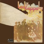 Led Zeppelin - Led Zeppelin II - (VGC+)
