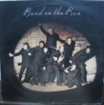 Paul McCartney & Wings - Band On The Run - (Ex. Con., poster inc.)