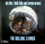 Rolling Stones - Big Hits (High Tide And Green Grass) - (VGC+, poster incl.)