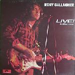 Rory Gallagher - Live! In Europe - (VGC)