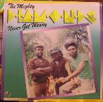 The Mighty Diamonds - Never Get Weary - VGC LP