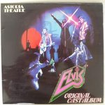 Various - 'Elvis' Original Cast Album - (VGC)