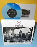 "Whirr-Part Time Punks Sessions 7"" Vinyl RSD 2013"